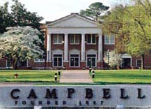 Campbell University. Image courtesy of College Profiles.