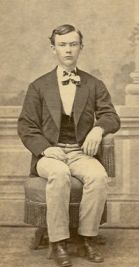 James W. Cannon. Image courtesy of North Carolina State Archives.