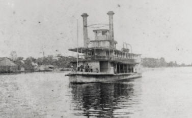 Cape Fear Steamboat