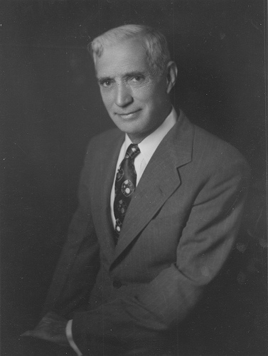 Wilbur Wade Card, 1941. Image courtesy of Duke University Archives.
