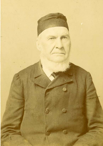 Addison Coffin. Image courtesy of Friends Historical Collection at Guilford College.