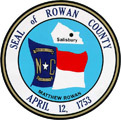 Rowan County seal