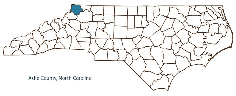 Ashe County, NC
