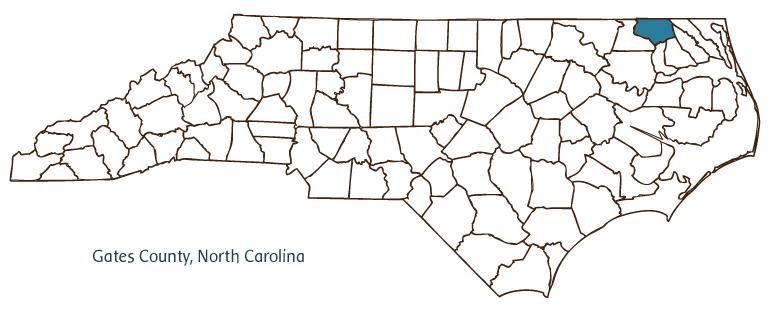 Gates County, NC