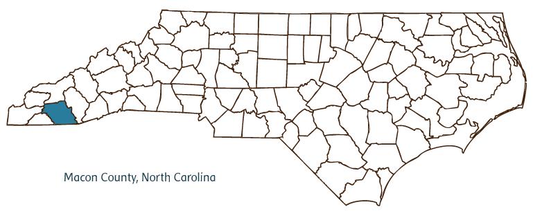 Macon County, NC