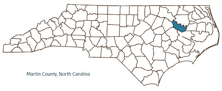 Martin County, NC
