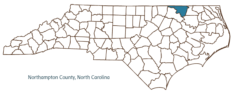 Northampton County NC