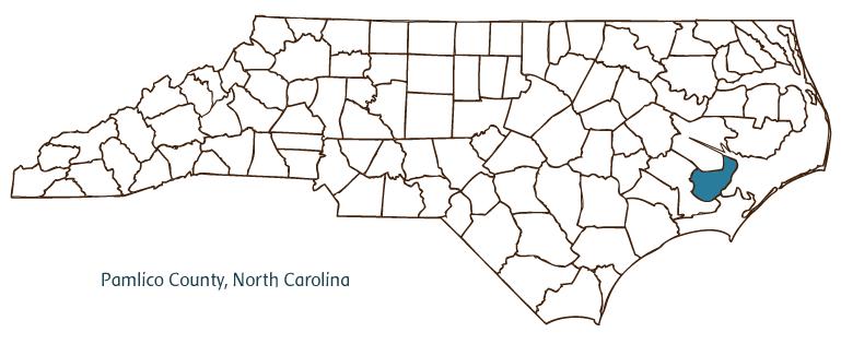 Pamlico County NC