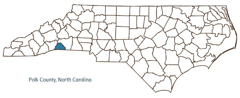 Polk County, NC