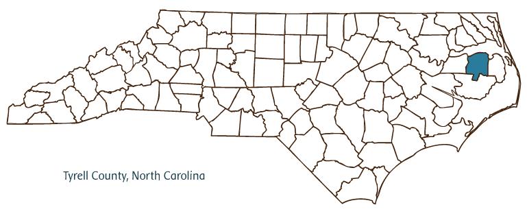 Tyrrell County, NC