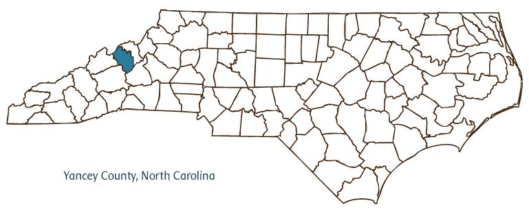 Yancey County NC