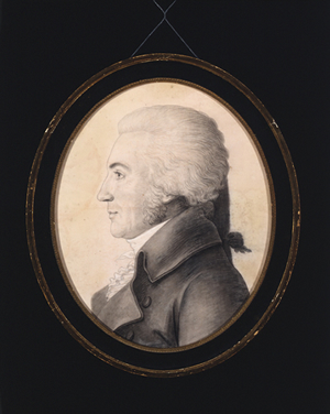 William Richardson Davie. Image courtesy of UNC Libraries.