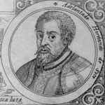 Hernando de Soto, 1500-1542?. 1615. Courtesy of Prints and Photographs Division, Library of Congress.