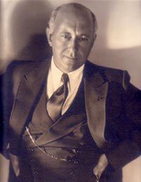 Cecil B. deMille. Image courtesy of the NC Office of Archives and History.