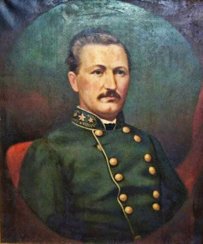 Thomas Dockery. Image courtesy of The Encyclopedia of Arkansas History & Culture.