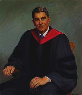 Arthur Hollis Edens. Image courtesy of Duke University.
