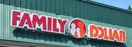 Family Dollar Store, Asheville, NC, 2011.  Image courtesy of Flickr user Bill Rhodes.