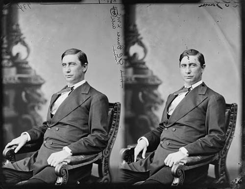 Lucien Gause. Image courtesy of the Library of Congress.