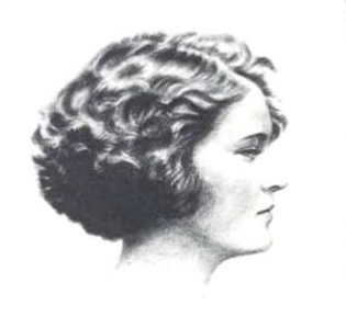 A 1922 photograph of Zelda Fitzgerald. Image from the Wikimedia Commons.