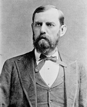 Sen. Richard Pettigrew of South Dakota
