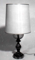Broyhill electric lamp, 1973.