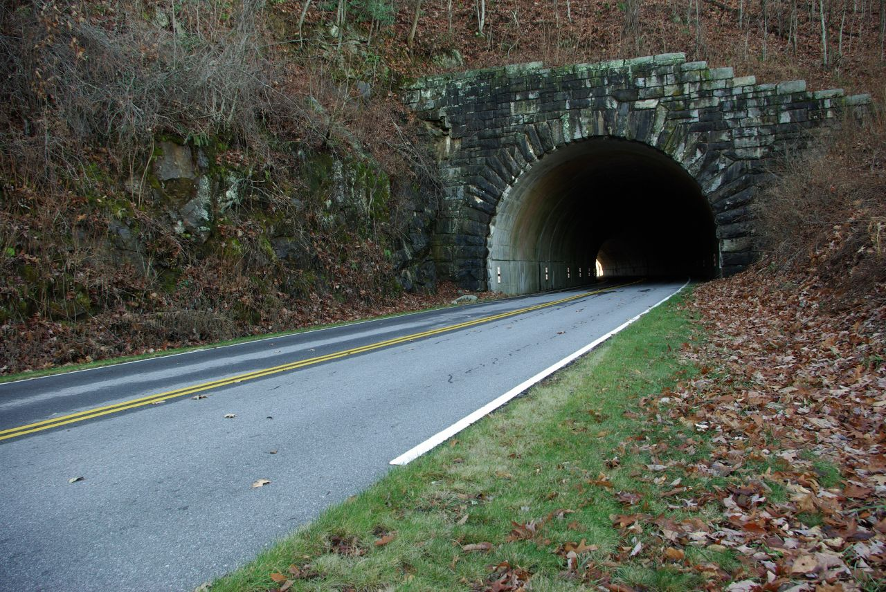Pisgah Ridge Tunnel
