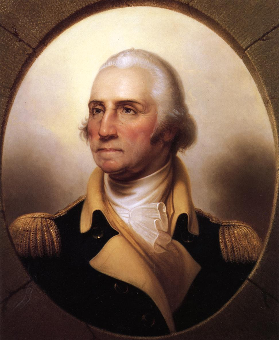 This is an image of George Washington.