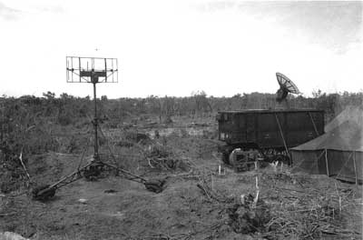 World War II radar