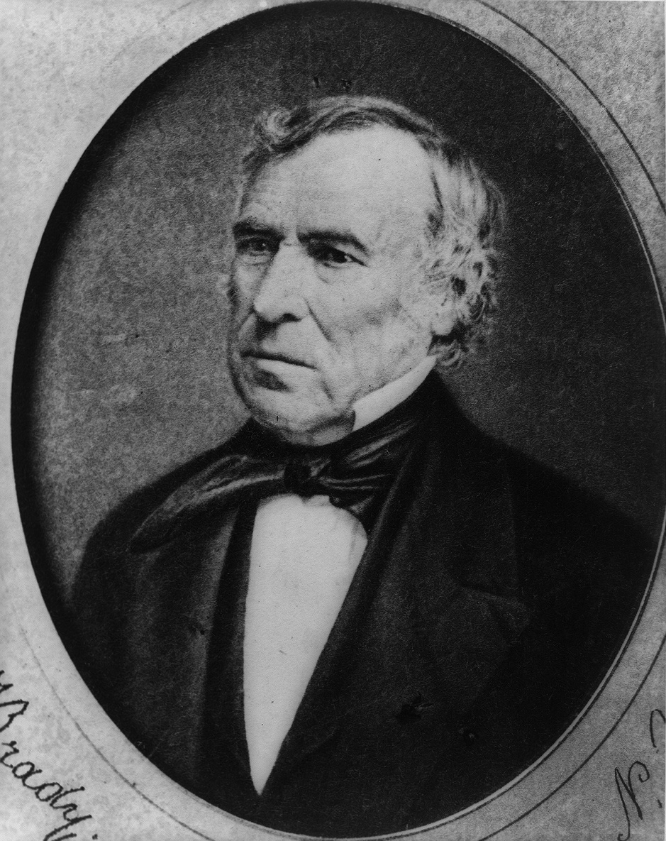 General Zachary Taylor, hero of the Mexican-American War, would be elected President in 1848.