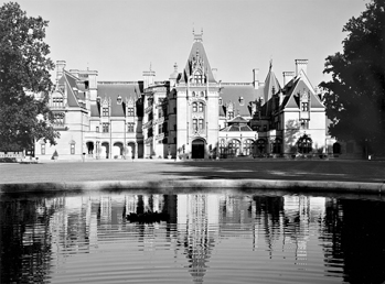 Biltmore House, late 1980s. Photograph by Tim Buchman. Courtesy of Preservation North Carolina.