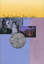 North Carolina's First Ladies book cover