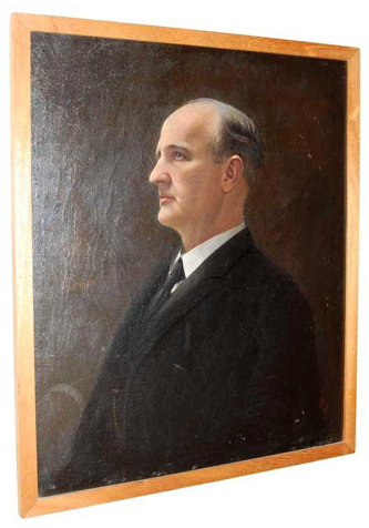 Portrait of Charles Brantley Aycock, circa 1900. Image from the North Carolina Historic Sites.