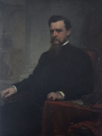 John Watrous Beckwith. Second Bishop of Georgia, 1868-1890.  Archives of The Diocese of Georgia An Episcopal Diocese of Georgia site.