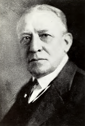 William Allen Blair (1859-1948). Image from the North Carolina Digital Collections.