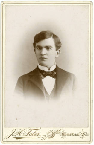 Henry Edward Cowan Bryant. Image courtesy of the Digital North Carolina Collection Photographic Archives.