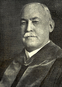 Photograph of William Preston Bynum II. Image from Archive.org.