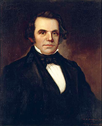 Portrait of Henry Toole Clark by W.G. Randall.  Image from the North Carolina Museum of History.