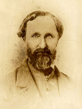 A photograph of James Wallace Cooke. Image from the North Carolina Museum of History.
