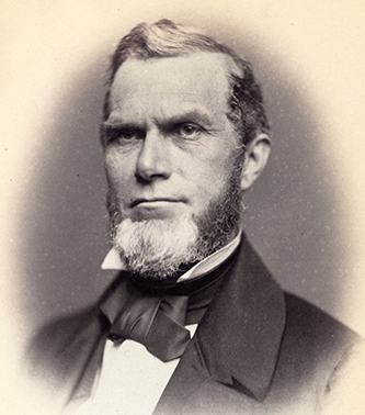 Photograph of Francis Burton Craige, 1859. Image from the Library of Congress.
