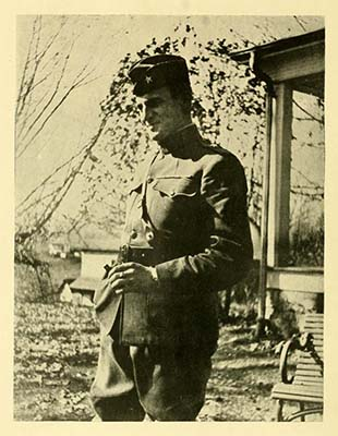 "Photograph of Harley Bascom Ferguson. From the ""History of the 105th Regiment of Engineers,"" by Willard P.  Sullivan, published 1919."
