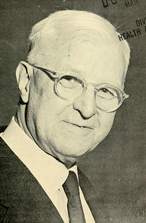 """John Atkinson Ferrell M.D., Dr.P.H. December 14, 1880 – 17 February 17, 1965."" The Health Bulletin 80, no. 2 (February 1965). 1."