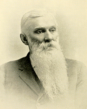 Photograph of Julius Alexander Gray. Image from Archive.org.