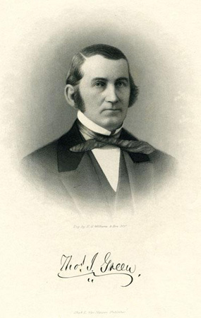Engraving, created 1875-1895. Courtesy of the NC Museum of History.