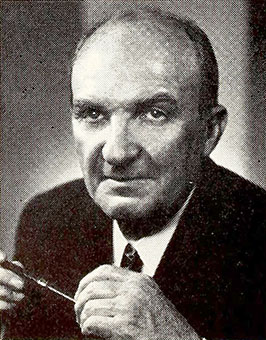 A photograph of James Gordon Hanes, Sr. Image from the Internet Archive.