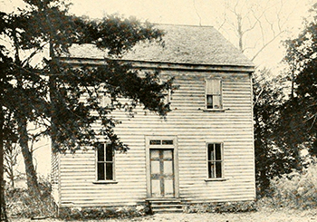 The Royal White Hart Lodge of Halifax, circa 1918. Image from Archive.org.