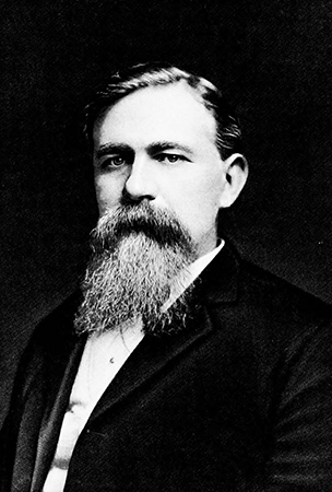 Engraving of J. Allen Holt published in 1908. Image from Internet Archive. - Holt_John_Allen_Archive_org_cu31924092215494_0357