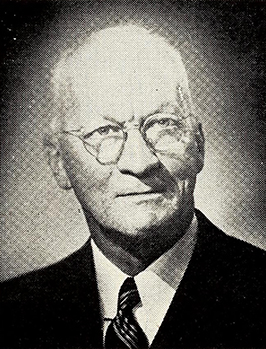 A photograph of Robert Obediah Huffman (1890-1978). Image from the Internet Archive.