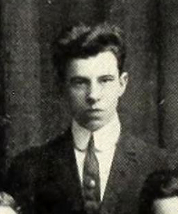 A photograph of Howard Russel Huse from the 1911 University of Chicago yearbook.. [Alpha Tau Omega: Gamma Xi Chapter: Huse]. Photograph. The Cap and Gown vol. 16. Chicago: The Junior Class of the University of Chicago. 1911. 394.