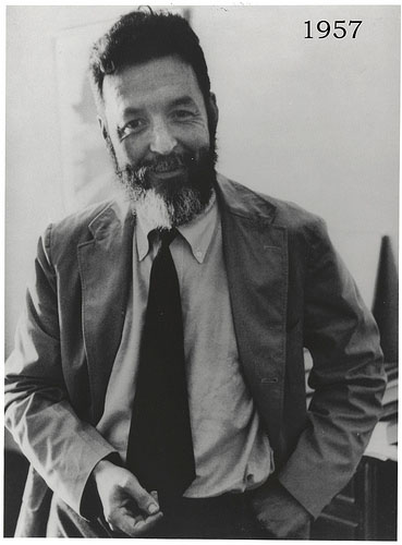 Randall Jarrell. Photo is courtsey from flickr.