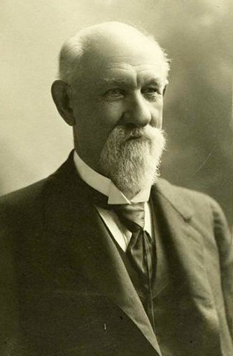 Photograph of Thomas Jordan Jarvis. Image from the North Carolina Museum of History.